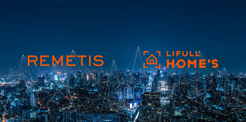 LIFULL HOME'Sとデータ連携し情報提供を開始