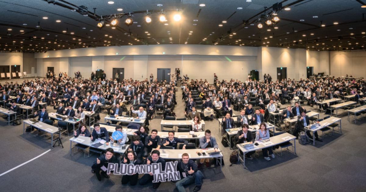 Plug and Play Japan Batch2 EXPOにてFintech VerticalのWinnerを受賞